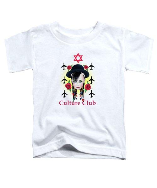 Boy George Toddler T-Shirt
