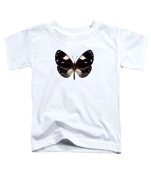 Butterfly Species Euploea Radamanthus Common Name Magpie Crow Toddler T-Shirt