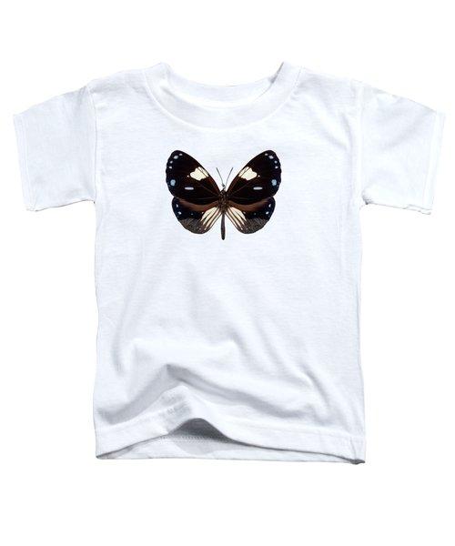 Butterfly Species Euploea Radamanthus Common Name Magpie Crow Toddler T-Shirt