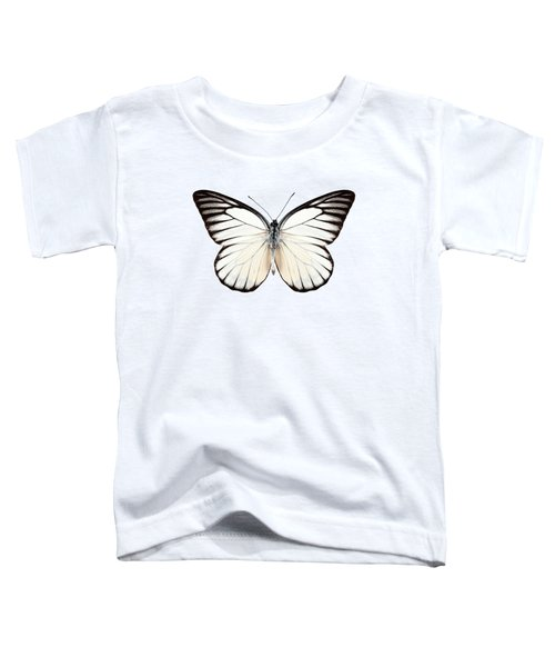 Butterfly Species Prioneris Philonome Toddler T-Shirt