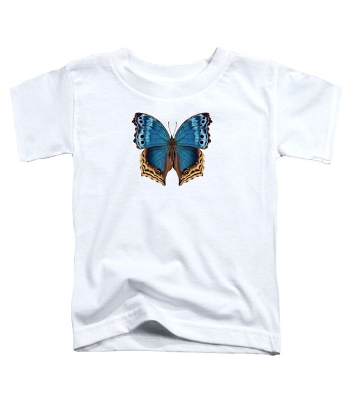 Butterfly Species Salamis Temora  Toddler T-Shirt