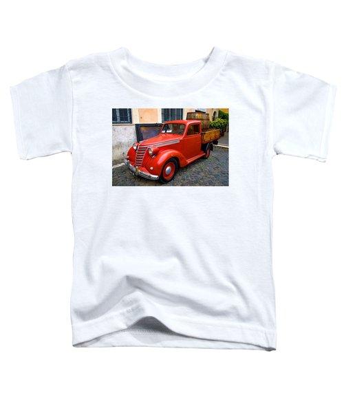 Car Toddler T-Shirt