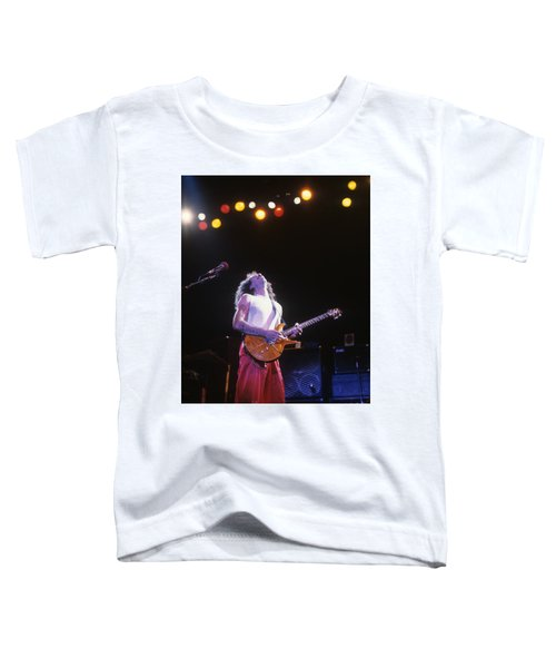Carlos Santana Toddler T-Shirt
