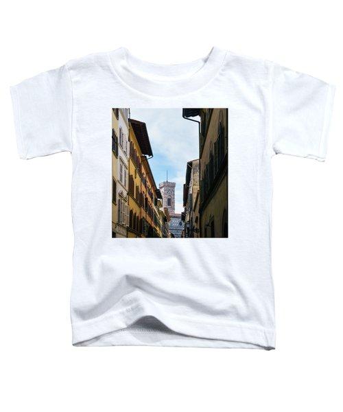 Cattedrale Di Santa Maria Del Fiore, Florence Toddler T-Shirt