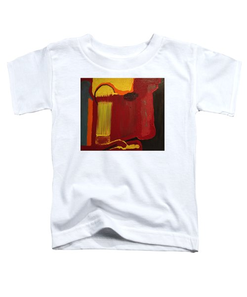 Christ's Profile Toddler T-Shirt