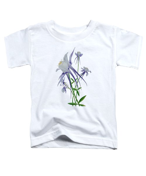 Columbines Toddler T-Shirt