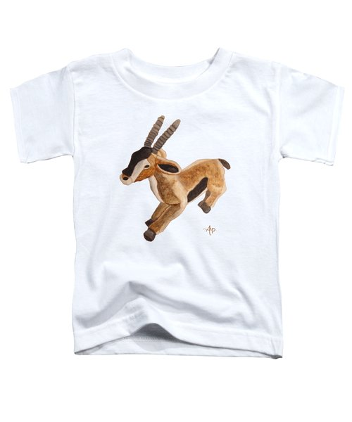 Cuddly Gazelle Toddler T-Shirt