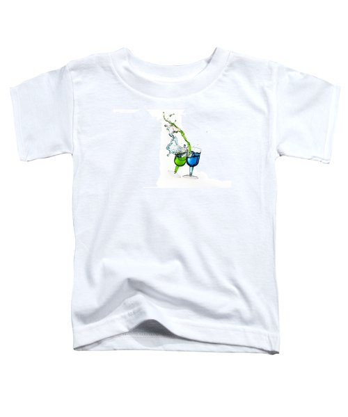 Dancing Drinks Toddler T-Shirt