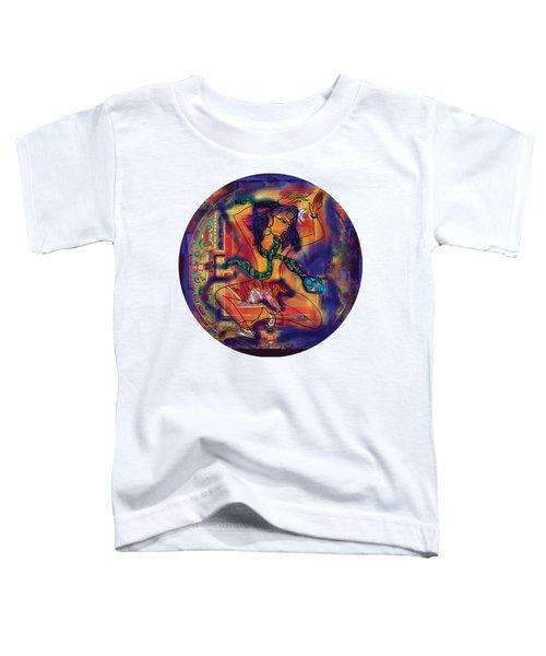Dancing Shiva Toddler T-Shirt