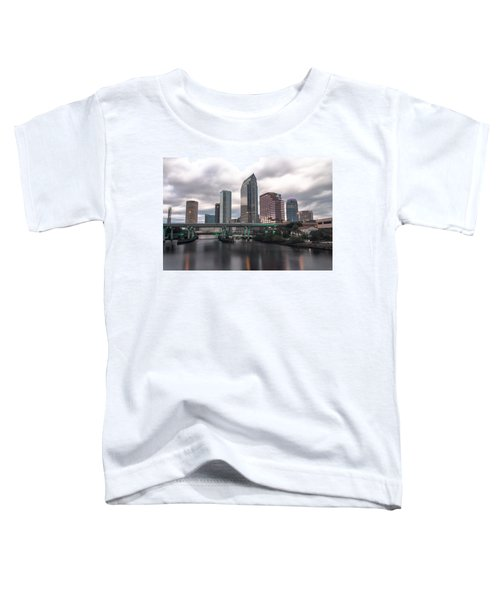 Downtown Tampa Toddler T-Shirt