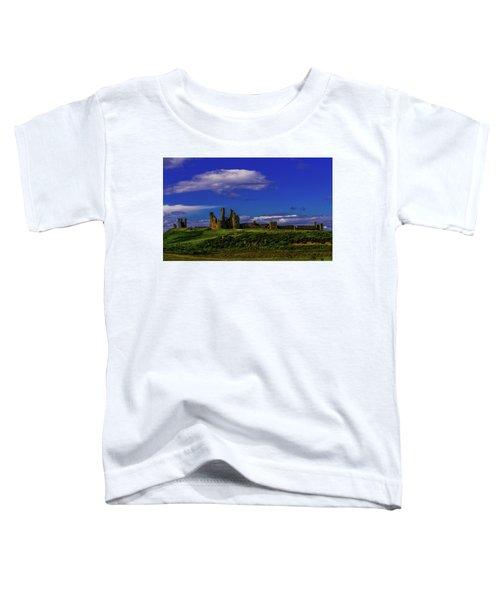 Dunstanburgh Castle Toddler T-Shirt