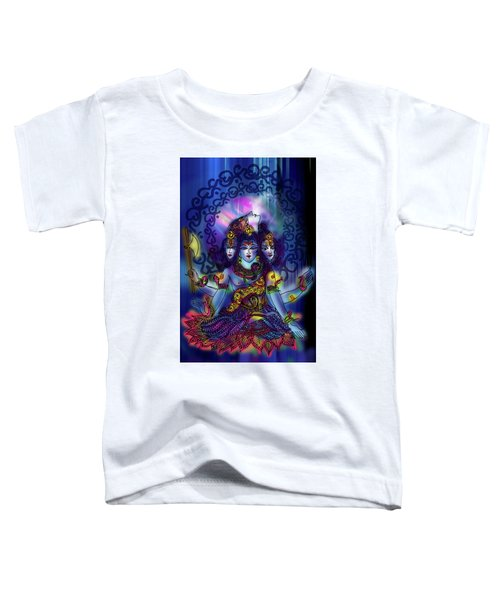 Enlightened Shiva Toddler T-Shirt