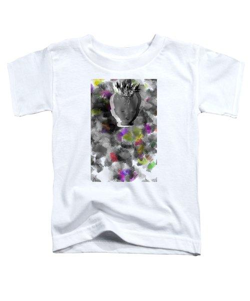 Exploding Head Toddler T-Shirt
