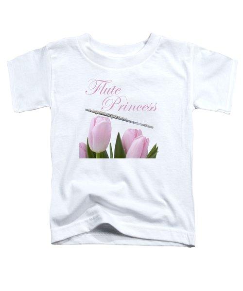 Flute Princess Toddler T-Shirt
