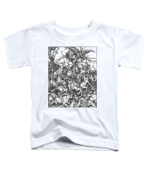 Four Horsemen Of The Apocalypse Toddler T-Shirt