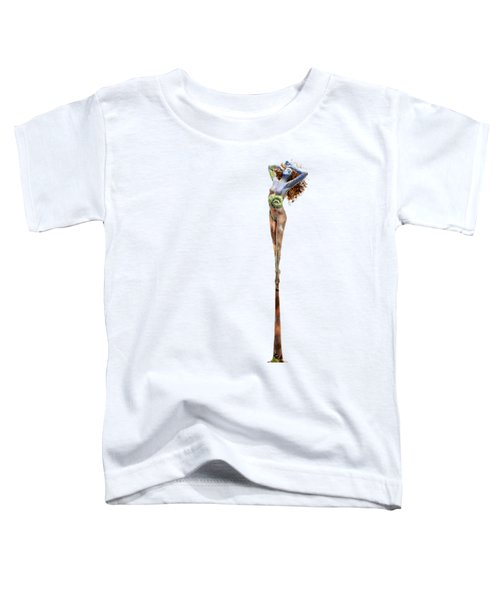 Frondescence Toddler T-Shirt by Adam Long