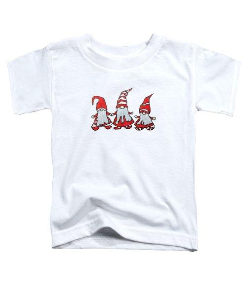 Gnomes Toddler T-Shirt
