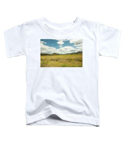 Golden Meadows Toddler T-Shirt