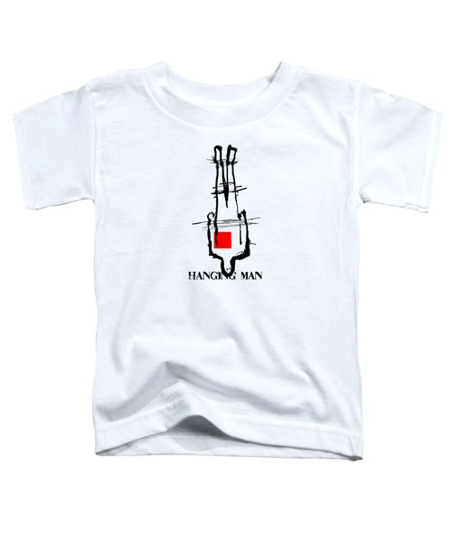 Hanging Man Toddler T-Shirt