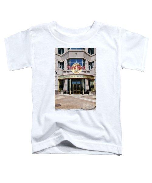 Hard Rock Cafe Toddler T-Shirt