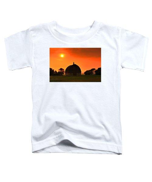 Harvest Sunset  Toddler T-Shirt