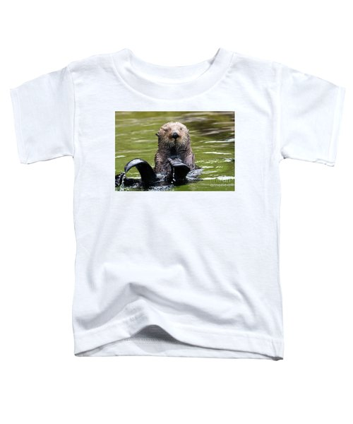 Heads Or Tails Toddler T-Shirt