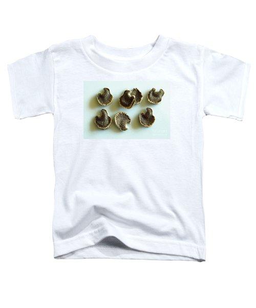 Hollyhock Seeds Toddler T-Shirt