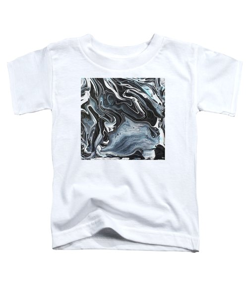 I Know It Looks Like Marble Toddler T-Shirt
