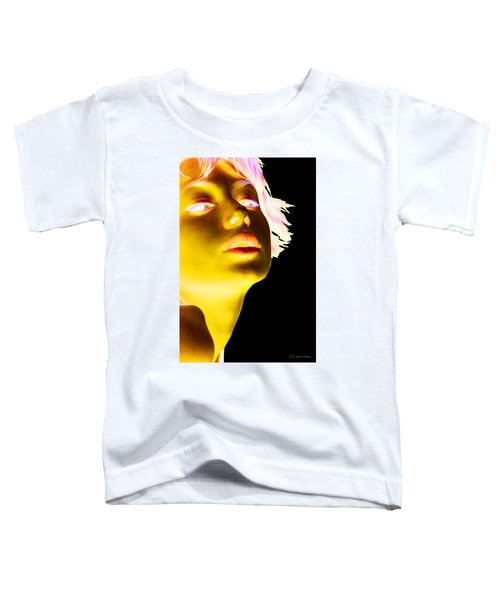 Inverted Realities - Yellow  Toddler T-Shirt