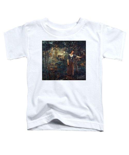 Joan Of Arc C1412-1431 Toddler T-Shirt