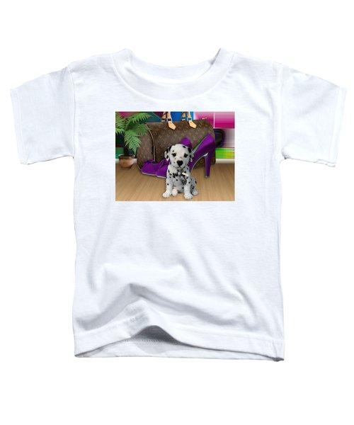 Let's Go Toddler T-Shirt