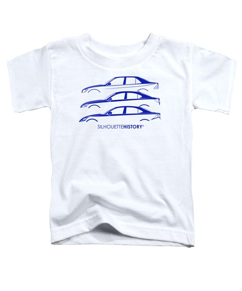 Lexury Silhouettehistory Toddler T-Shirt