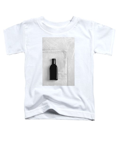 Little Black Bottle  Toddler T-Shirt