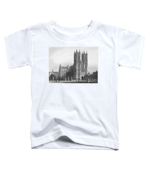 London: Westminster Abbey Toddler T-Shirt by Granger