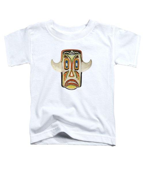 Mask Toddler T-Shirt