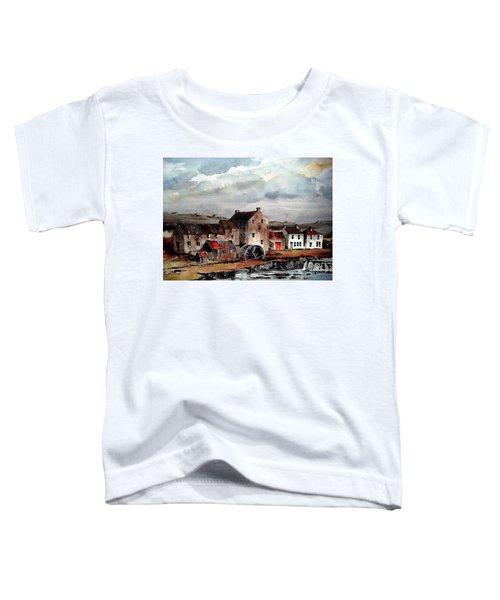 Mill At Bruree, Limerick Toddler T-Shirt