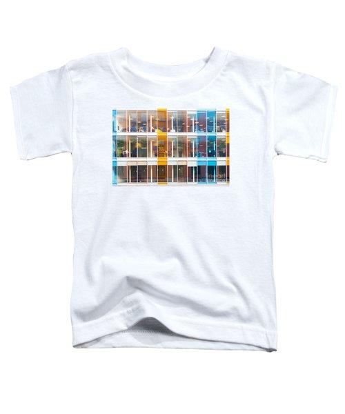 Office Windows Toddler T-Shirt