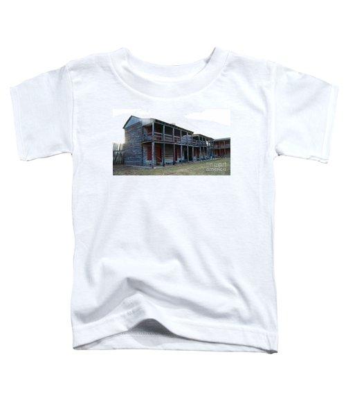 Old Fort Madison Toddler T-Shirt