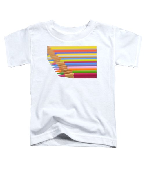 Pencils Toddler T-Shirt