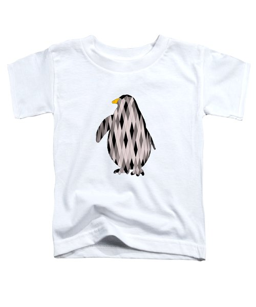 Penguin Toddler T-Shirt by Mordax Furittus