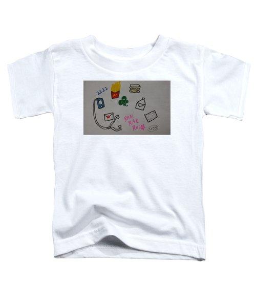 Ranranroo Toddler T-Shirt