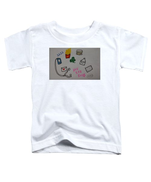 Ranranroo Toddler T-Shirt