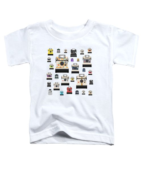 Retro Camera Toddler T-Shirt