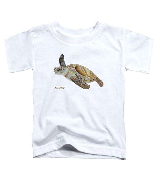 Sea Turtle Toddler T-Shirt