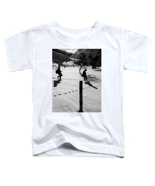 Shadows Toddler T-Shirt