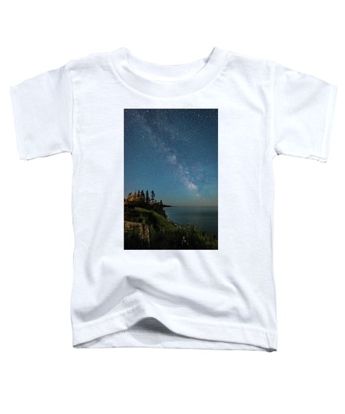Toddler T-Shirt featuring the photograph Sky Light by Doug Gibbons