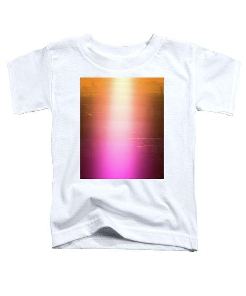 Spiritual Light Toddler T-Shirt by Tatsuya Atarashi