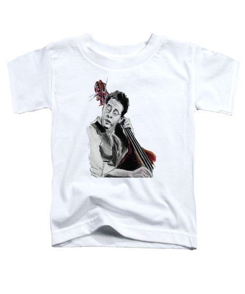 Stanley Clarke Toddler T-Shirt