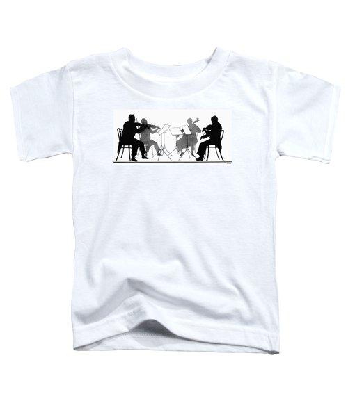 String Quartet, C1935 Toddler T-Shirt