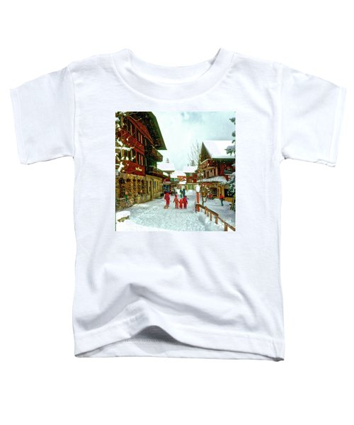 Switzerland Alps Toddler T-Shirt